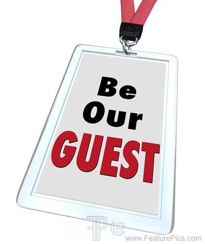 Guest checkout options